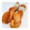 Bløde og glansfulde håndfarvede fed i en blanding af 75 % Kidmohair samt 25 % Mulbærsilke. Disse fed lækre fed har en løbelængde på 420 m i hver fed a' 50 g. og er velegnet til følgetråd eller med flere tråde til hele arbejdet.
